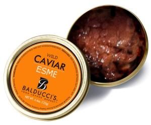 Esme Caviar logo