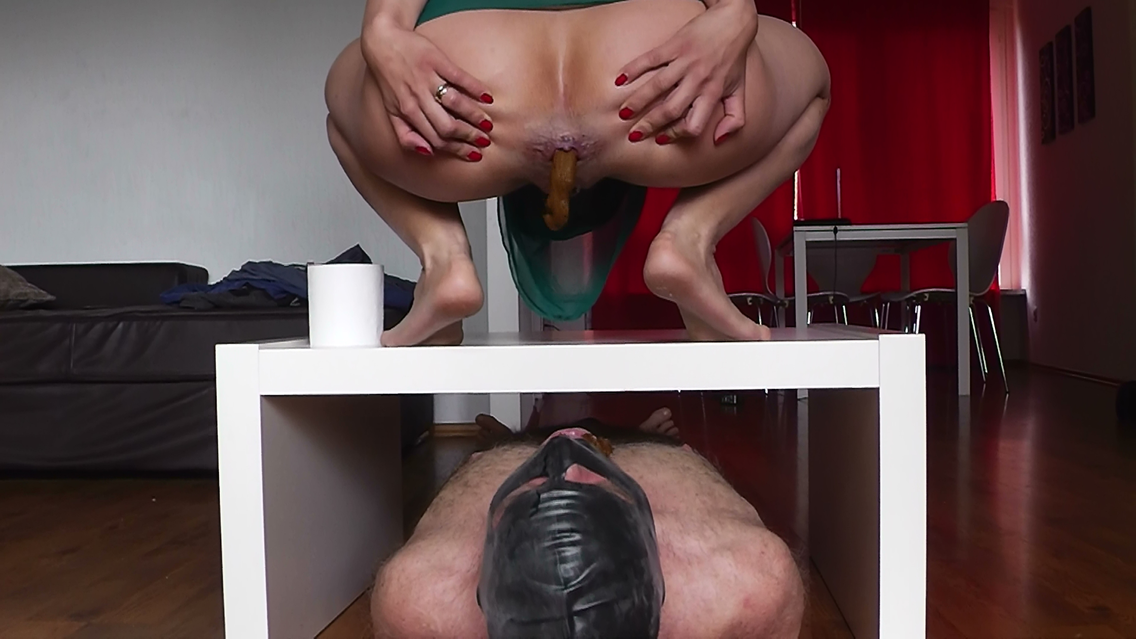 Hd toilet slave porn video download xxx galleries