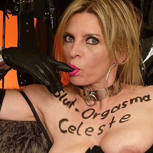 Slut-Orgasma Celeste