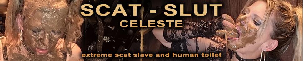 Scat-Slut Celeste