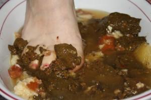 Scat Feet Games