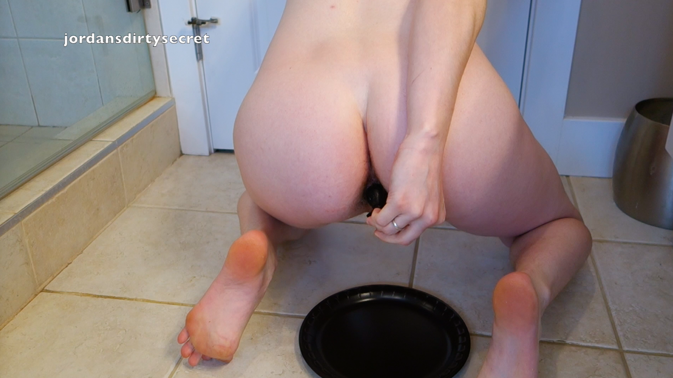 Dirty Butt Plug Squirting Orgasm And Shit - Scatshop-4960